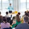 """Imagen Seminario """"Interacción lingüística en el proceso de enseñanza y aprendizaje: de la transferencia a las aulas como entramados"""""""