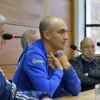 Imagen DT de Club Deportivo UdeC participó en conversatorio con nuestros estudiantes