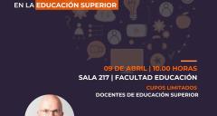 Imagen NICOLAE NISTOR – ENSEÑANZA CON NUEVAS TECNOLOGÍAS EN LA EDUCACIÓN SUPERIOR