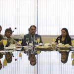 Imagen Exitosa primera reunión del Comité Asesor de Vinculación con el Medio