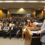 Imagen Decano expuso en ciclo de charlas sobre prevención de violencia escolar
