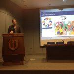 Imagen Dr. Juan Calmaestra realiza exitosa charla sobre Ciberconvivencia
