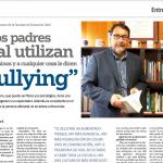 Imagen Entrevista a Dr. Óscar Nail en Periódico Diálogo