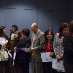 """Imagen Entrega de Diplomas """"Curso General de Mentores para el apoyo de profesores principiantes"""""""