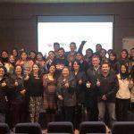 Imagen Estudiantes de Educación Básica participan en actividad de apoyo a Teletón
