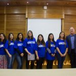 Imagen Siete estudiantes fueron seleccionadas para práctica profesional en Estados Unidos