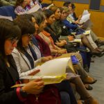 """Imagen Jornada """"Ideas Docentes"""" del programa Elige Educar se realizó en la Facultad"""
