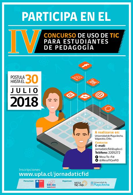 CONCURSO TICFID 2018