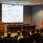 Imagen Profesor de Universidad de Helsinki dictó conferencia sobre investigación en la formación docente
