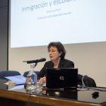 Imagen Experta belga dictó charla sobre migración e inclusión en educación
