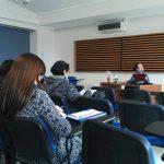 Imagen Jefe de Carrera de Pedagogía en Historia y Geografía expuso en Universidad de Los Lagos