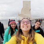 Imagen Estudiantes de Ped. en Educación Física viven experiencia académica en Portugal
