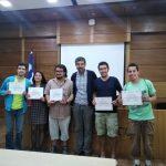 Imagen Pedagogía en Historia y Geografía realizó seminario de actualización en Metodologías de Investigación