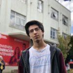 Imagen Javier Moreno: el estudiante con Puntaje Nacional que estudiará Pedagogía en Matemática en la UdeC