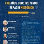 Imagen Jornada, 470 años construyendo Espacio Histórico