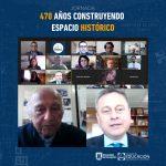 """Imagen Jornada """"470 años construyendo Espacio Histórico"""""""