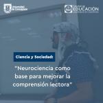 Imagen Neurociencia como base para mejorar la comprensión lectora