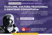 """La trigésima versión del Seminario/Taller """"Folklore y Educación"""" reúne asistentes de todo el país"""