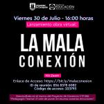"""Imagen La obra de teatro """"La Mala Conexión"""" del electivo de Pedagogía Teatral se estrena virtualmente"""