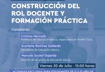"""Educación Básica realiza seminario sobre """"Construcción del rol docente y formación práctica"""""""