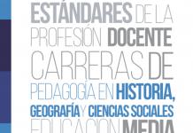Dr. Carlos Muñoz coordinó elaboración de Estándares Nacionales de la Profesión Docente de Pedagogía en Historia, Geografía y Ciencias Sociales en Educación Media