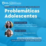 Imagen Práctica Intermedia I realiza conversatorio sobre Problemáticas Adolescentes